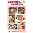 """Livre de recette """" Saveurs très chocolat"""""""