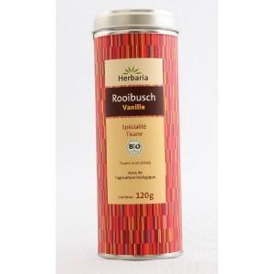 Rooibos biologique vanille Herbaria