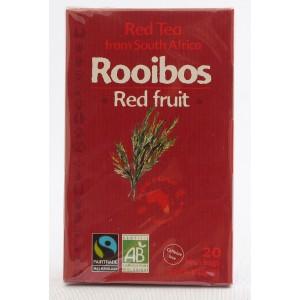 Rooibos biologique fruits rouges