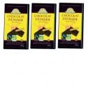3 tablettes chocolat patissier